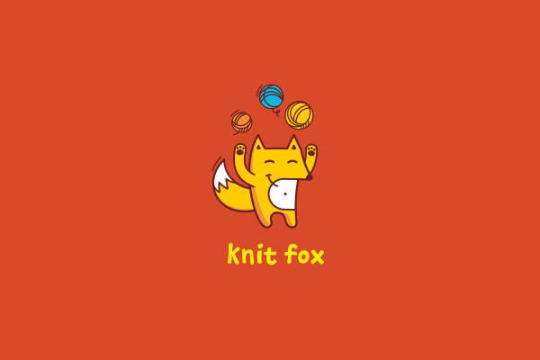 Funny Fox Logo