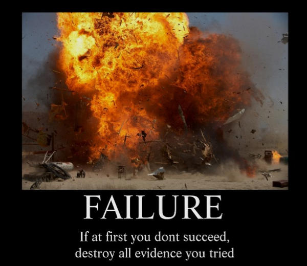 Funny Motivational Poster
