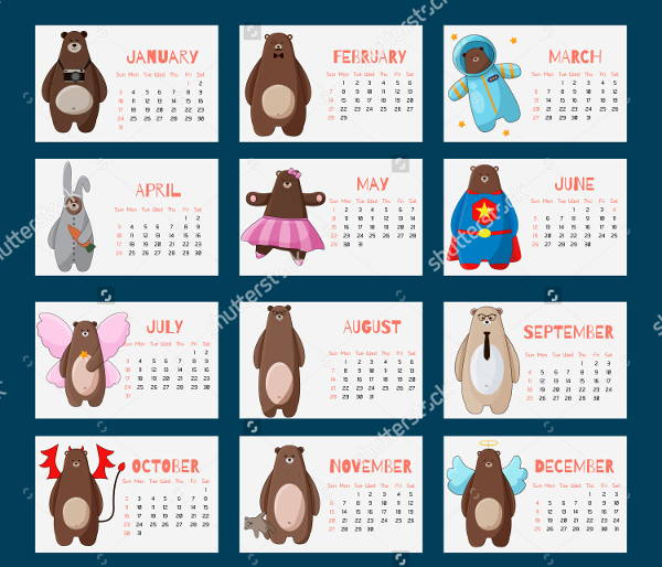 Funny Photo Calendar