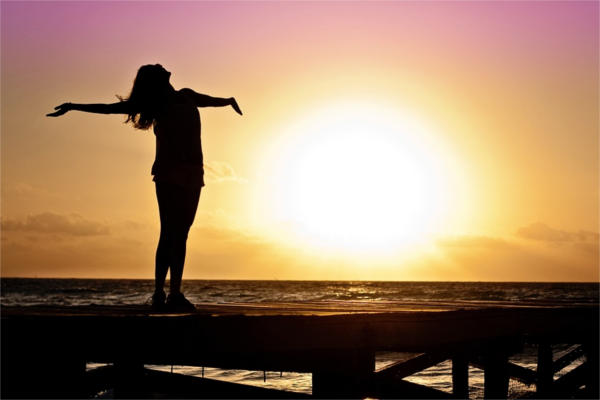 Girl Photography Silhouette