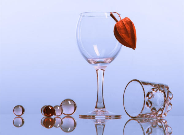 Glass Still Life Photography