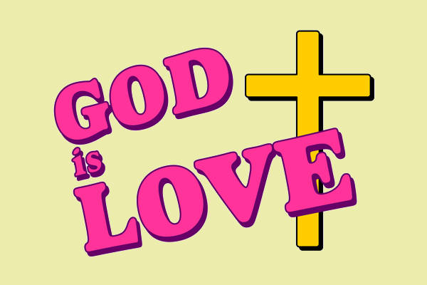 God's Love Clipart