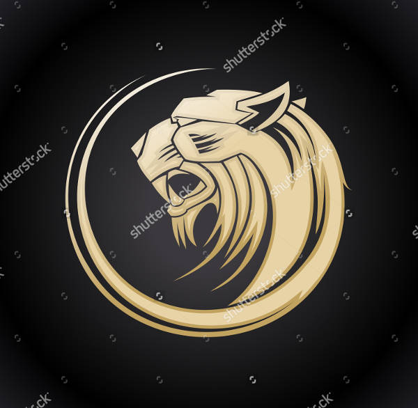 Gold Tiger Logo