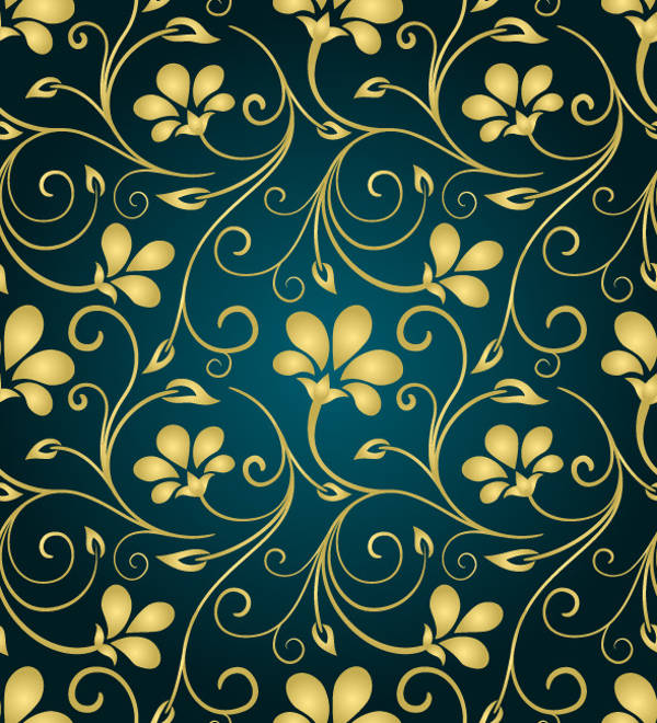 GoldenSwirl Pattern