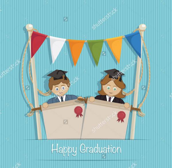Graduation Happy Card