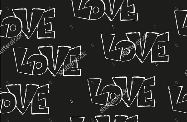 Graffiti Letters Love