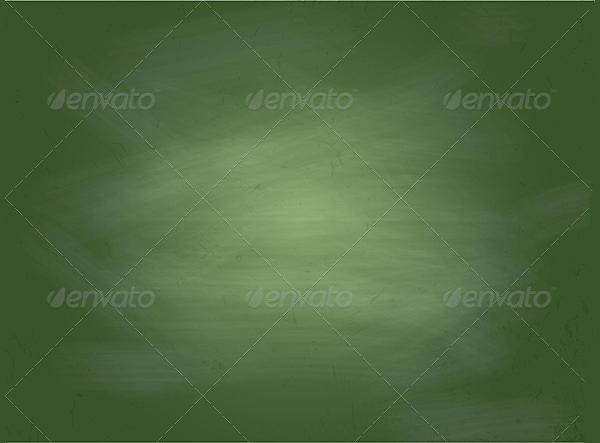Green Chalkboard Texture