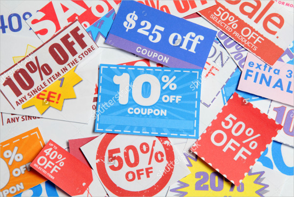 Grocery Shopping Coupon