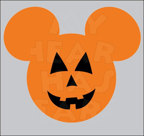 Halloween Disney Clip Art