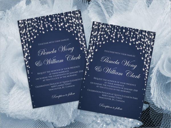 Handmade Wedding Invitation Design