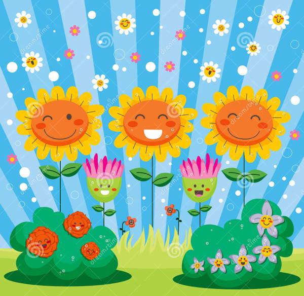 Happy Spring Image