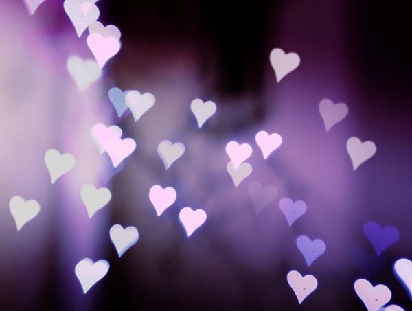 Heart Bokeh Photography