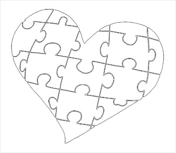 Line Drawing Heart : Heart drawings jpg download