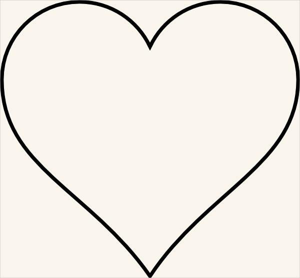 Heart Outline Clipart