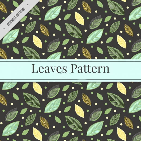 High Quality Leaf Pattern