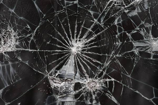 High Resolution Glass Texture