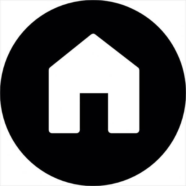 House Circle Icons