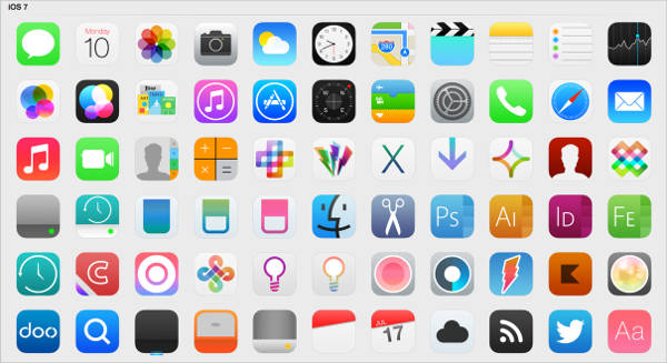 Ios Icon Pack