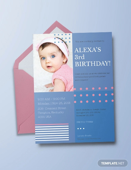 kids birthday invitation1