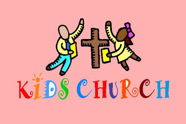 Kids Church Clipart