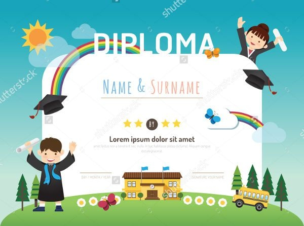 Kindergarten Graduation Invitation Wording