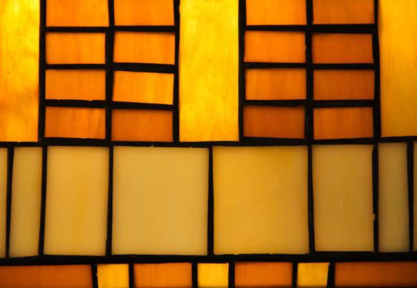 Lamp Window Glass Texture