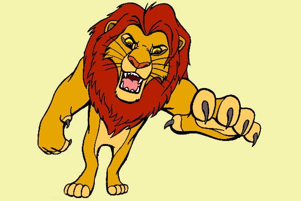Lion Clipart Silhouette