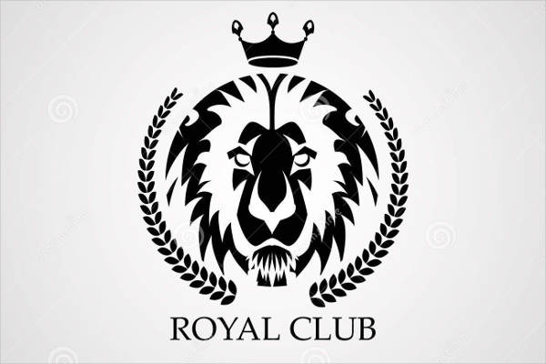 Lion Club Logo Design