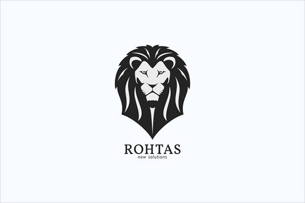 Lion Company Logo