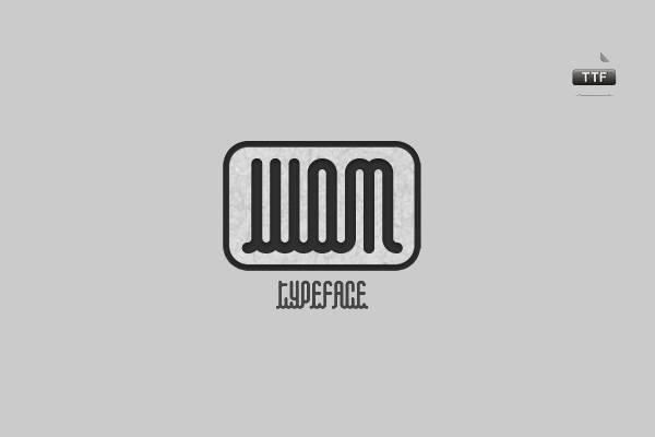 Logo Bold Font