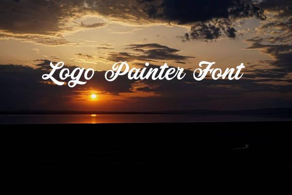 Logo Painter Font
