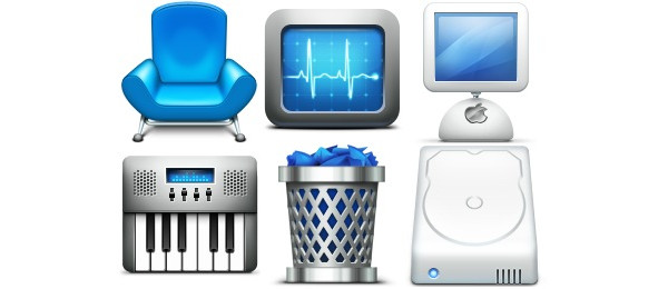 Mac Vector Icons