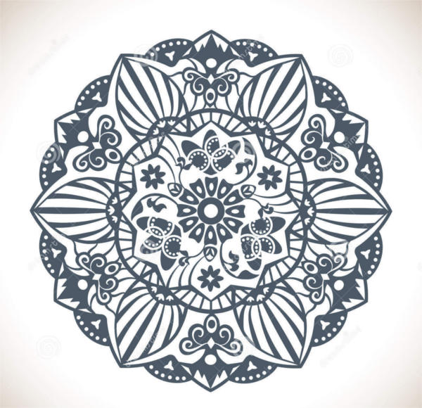 Mandala Ornament Pattern