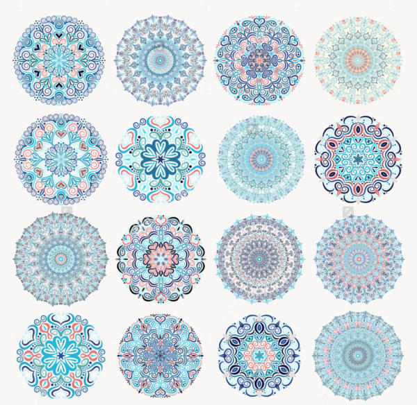 Mandala Vector Pattern Design