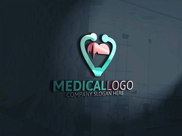 Medical Heart Logo