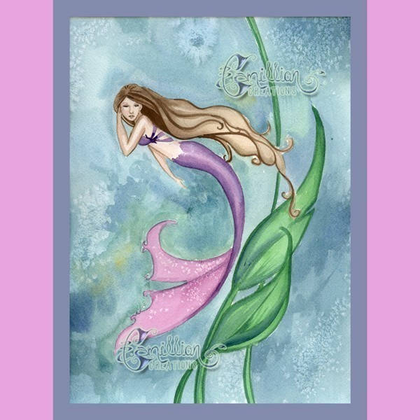 Mermaid Paintings