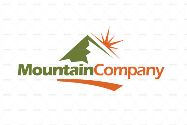 Mountain Company Logo