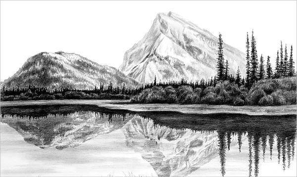 FREE 8+ Mountain Drawings in AI