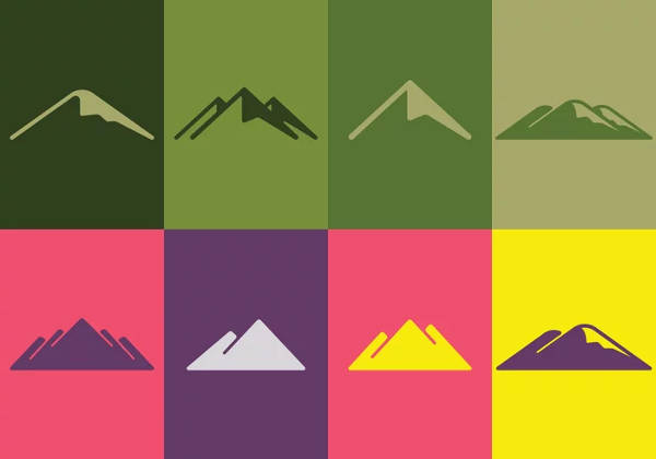 Mountain Vector Logo
