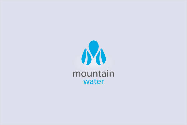 Mountain Water Logo
