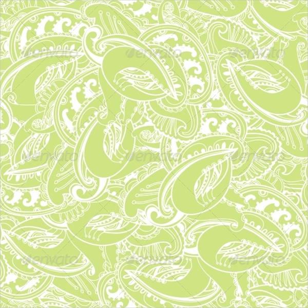 Paisley Lace Pattern