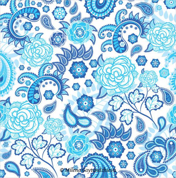 Paisley Textile Design