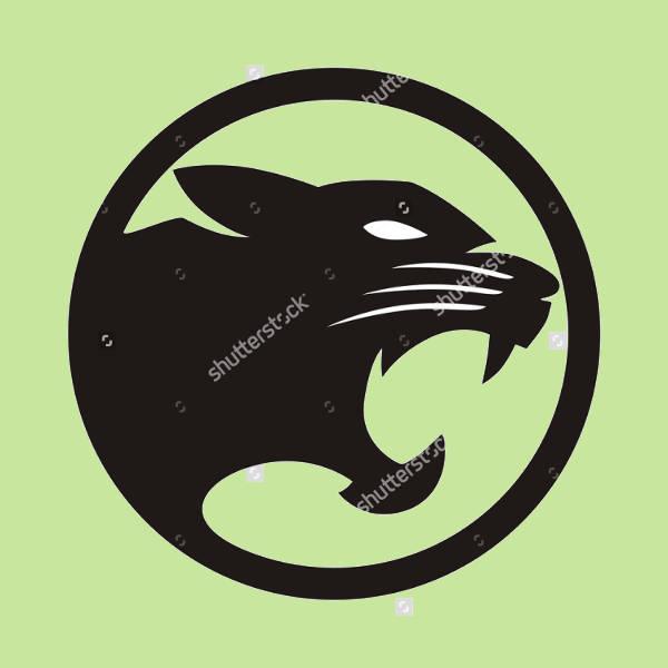 Panther Circle Logo