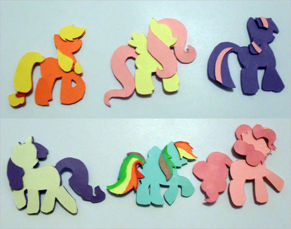 Personalized 3d Colorful Stickers
