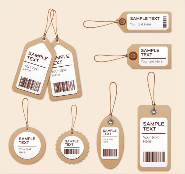 Personalized Clothing Tag