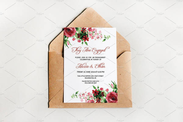 Personalized Party Invitation