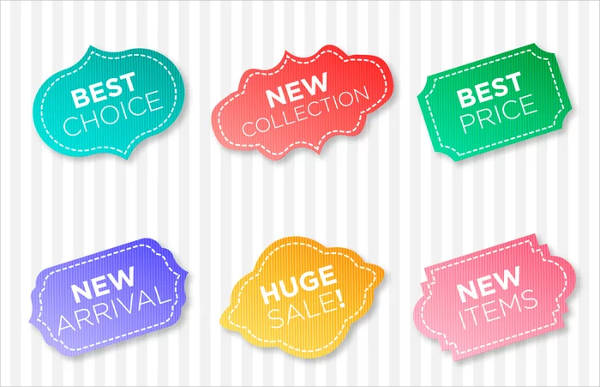 Personalized Vector Label