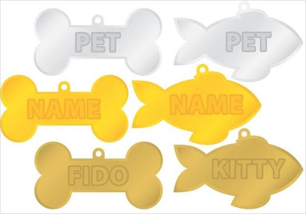 Pet Personalized Tag