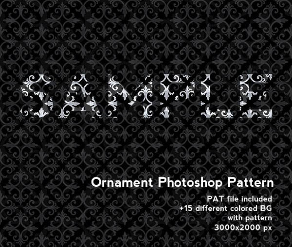 Photoshop Geometric Pattern