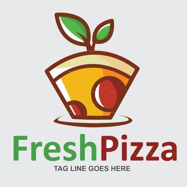 Pizza Box Logo Design